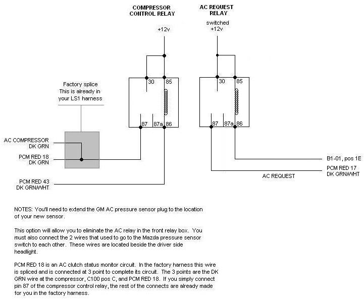 Ls1 Ac Diagram | Wiring Diagram Ac Wiring Diagram on